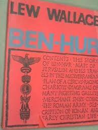BEN HUR WALLACE Lew