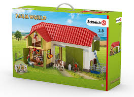 Amazon.com: Schleich North America Large Farm With Animals ... Stal Plus Rijbaan En Weiland Gemaakt Voor Mn Dochter Dr Sleich Sleich Reviews Cws Stables Studio My Popsicle Stick Breyer Barn Youtube Stable 1 By Skater4life509 On Deviantart Box Avec Jument Lusitanienne Sleich Sleich Figurine Jeu 27 Mejores Imgenes De Barn Pinterest Panecillos Pin Wendy Bridges Toy Horses Horse Dream How To Make Your Stalls Realistic Simply Lovely Tidy Pinteres Reinvention Renovation Garage Sale Weekend Recap The Fisher Price Jackpot Purse
