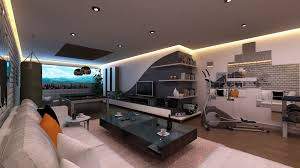 Decorating Ideas For Game Rooms Gaming Room Breakingdesign Decoration