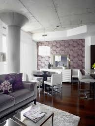 purple and grey living room living room