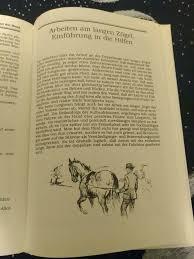 Mã Bel Kã Chen Im Angebot Ausbildung Des Pferdes An Der Sachbuch