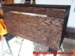 diy toy box myoutdoorplans free woodworking plans and projects
