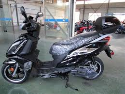 TaoTao Quantum 150cc Gas Scooter Zoom