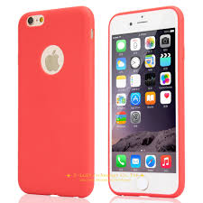 Arrival Case For iPhone 6 6s 5 5s SE 7 7 Plus seven Colors Soft TPU