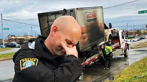 100 Two Men And A Truck Lexington Ky NYPD Comes To Rescue Of Kentucky Cops Forlorn Over Krispy Kreme