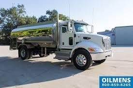 100 Truck Fuel 2018 Peterbilt 337 Single Axle 2500 Gallon