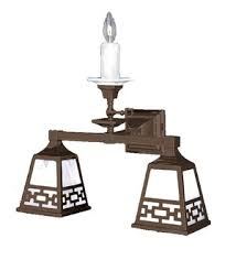 vintage hardware lighting arts and crafts craftsman and