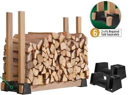 firewood storage rack with cover storage decorations