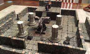 Dungeons And Dragons Tiles Sets by Building Set Piece Battles Sly Flourish