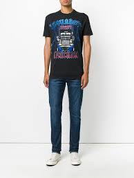 Lyst - Dsquared² Heavy Trucking T-shirt In Black For Men Texas Chrome Tshirts Shop Trucker Tshirts Andy Mullins Dsquared2 Heavy Metal Trucking Tshirt Now 17300 Toprun Truck From All Over The World Xclusive Cool Apparel Merchandise Truckin Adult Size Tiedye Tshirt Grateful Dead And Company Co Large Marge Co Pee Wees Big Adventure Parody We Design Custom Shirts I Work At Celadon Hoodie Tops T Shirt Mens Short Cotton Crew Neck Truck Driver Cotton Tshirt By Hirts Online Truklife Widowmaker Freight Inc King Unisex