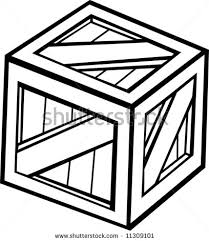 Box Drawing Clipart