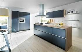 cuisine grise et plan de travail noir cuisine bleue et blanche 3 cuisine blanche avec plan de travail