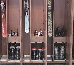 Boot Cabinet by Ski Locker Rooms Garage Storage Pinterest Lockers Dryer