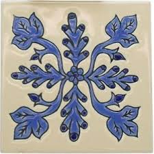 3x3 Blue Ceramic Tile by 124 Best Mexican Tile Sizes Images On Pinterest Mexican Tiles