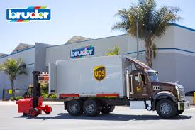 100 Ups Truck Toy Bruder S America Inc En Twitter Guess What Bruder Fans