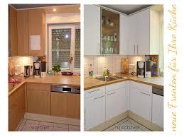 küchenfronten erneuern küchenrenovierung küche folieren