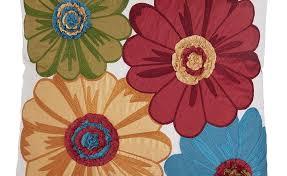 Pier e Spring Flower Pillows
