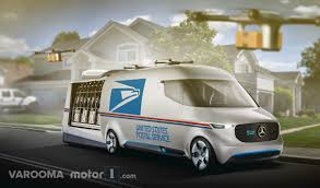 100 Who Makes Mail Trucks 6 NextGeneration Concept Vehicles To Replace The US Truck