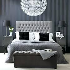 chambre avec tete de lit chambre avec tete de lit capitonnee 0 joli captionnac coffre lzzy co
