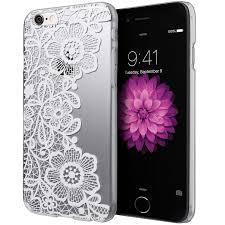 Amazon iPhone 6S Case Cimo Floral Apple iPhone 6S Case