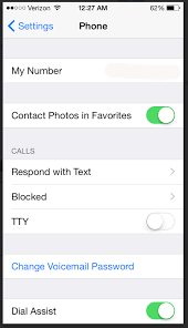 How to Find Your Phone Number on an iPhone Cell Phones iPhone