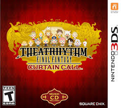 Curtain Call Video Wwe by Theatrhythm Final Fantasy Curtain Call Review Music Never Dies