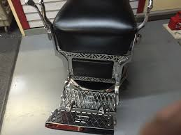 Koken Barber Chair Antique by Barbershop Items Just For Fun Usa