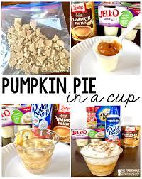 Ingredients For Pumpkin Pie Mix by The Printable Princess Kindergarten Thanksgiving Activities