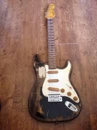 John Mayer Relic Strat Copy