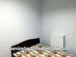 cheap two bedroom apartment rental in dai co viet street hai ba trung