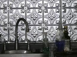 metal ceiling tiles for backsplash home design ideas