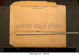 Correspondencedeskwestern Unioncom by Headed Paper Stock Photos U0026 Headed Paper Stock Images Alamy