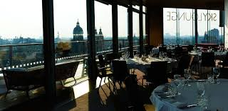 Skylon Tower Revolving Dining Room Yelp by Skylounge Amsterdam