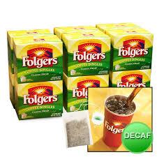 Folgers Coffee Singles
