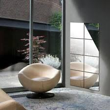 Bathroom Mosaic Mirror Tiles by Mirror Tiles Ebay