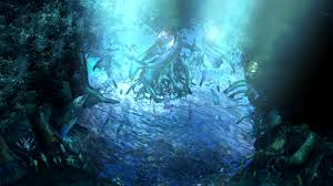 Final Fantasy X Remaster Light Curtain by Macalania Woods Final Fantasy Wiki Fandom Powered By Wikia