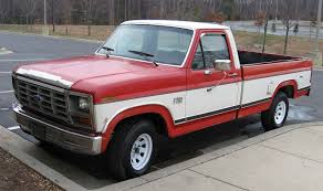100 1981 Ford Truck File7thF150jpg Wikimedia Commons