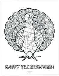 Simple Coloring Page Beautiful Turkey Color Thanksgiving Day From Pages For Preschoolers Free Kindergarten Pdf