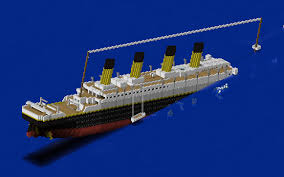 Minecraft Titanic Sinking Download by Images Of In Titanic Related Keywords Sc