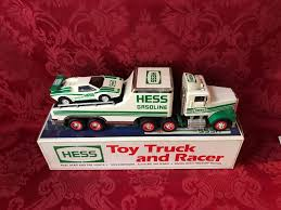 100 Hess Toy Truck Values 1991 And Racer Formula One Style Race Car EBay