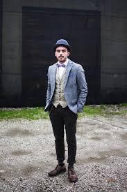 Bowler Hat Modern Vintage Menswear Streetstyle