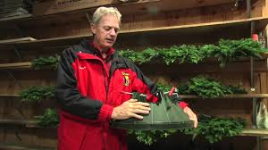 Xmas Tree Waterer by Quick Tip How To Care For Your Christmas Tree Youtube