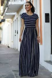 A Block Coloured Maxi Dress