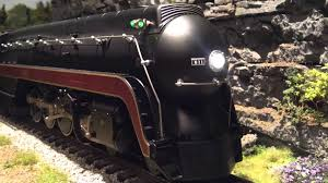 Lionel Legacy Norfolk & Western 611 J Class Pocahontas Set 6