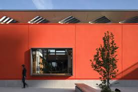 Inspirational Facades Coloured And Surface Texture