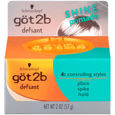 100 Defiant Truck Products Got2B Define Shine Hair Pomade 2 Ounce Walmartcom
