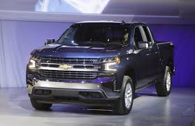 General Motors Picks Up Market Share In Pickup Truck War With Ford ...
