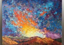 Art A Sometimes Daily Painting Journal Contemporary Landscapes Silvia Trujillo Landscape In