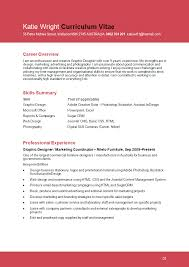 Graphic Design Resume Examples Is A Creation That May Be Valuable Source Of Inspiration For Your Concept 14