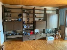 wohnzimmerschränke anbauwände in allmendingen kaufen
